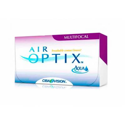 Air Optix Aqua Multifocal фото, цена