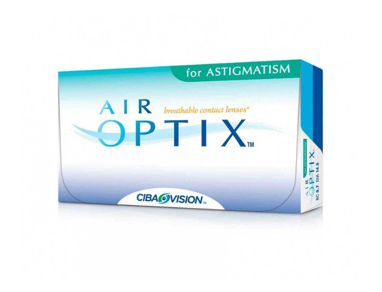 Торические контактные линзы Alcon Air Optix for Astigmatism - Фото №7