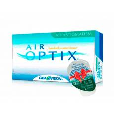 Air Optix for Astigmatism фото, цена