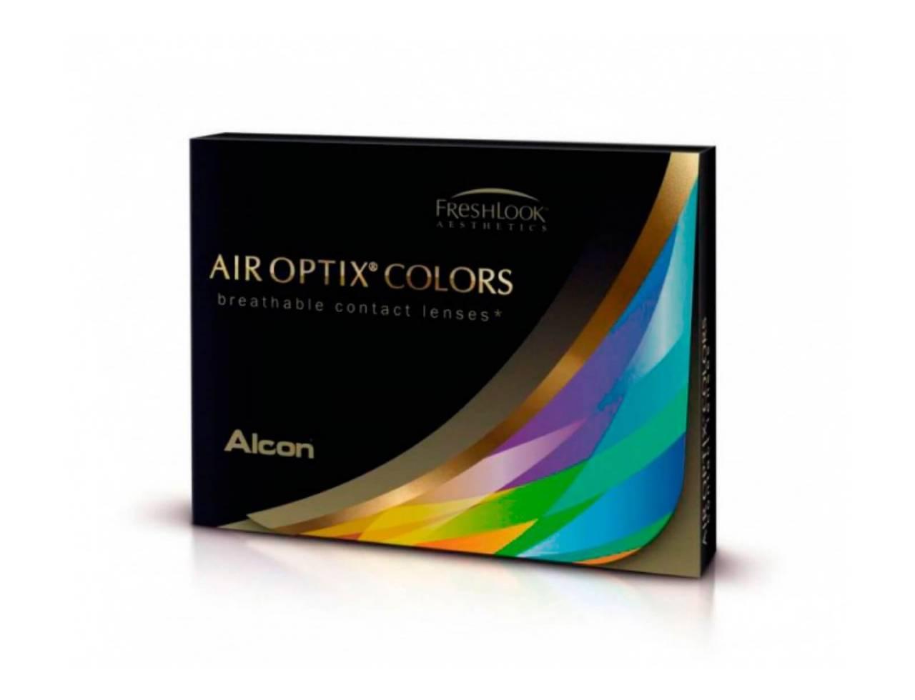 Цветные контактные линзы Alcon Air Optix Colors - Фото №7