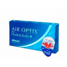 Air Optix plus HydraGlyde фото, цена