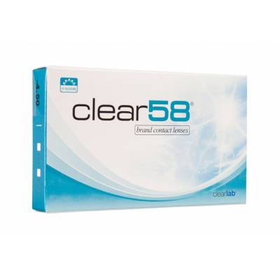 Clear 58 UV фото, цена