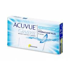Acuvue Oasys для астигматизма фото, цена