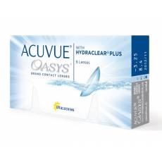 Acuvue Oasys with Hydraclear Plus фото, цена