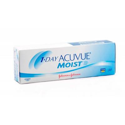 1-Day Acuvue Moist фото, цена