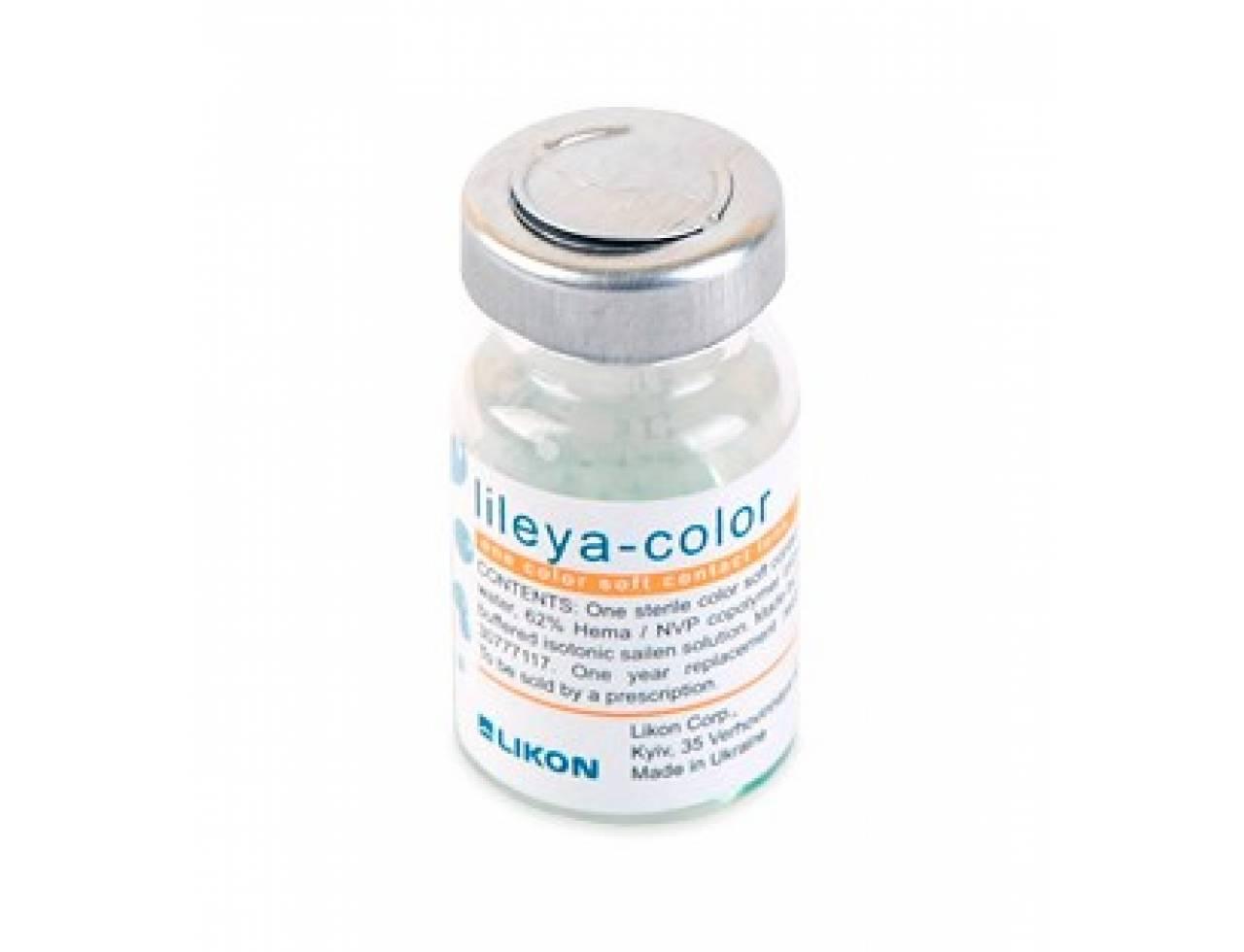 Цветные контактные линзы Likon Lileya Colors - Фото №7