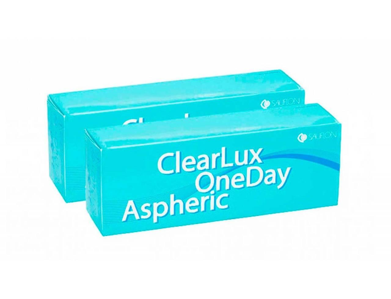 ClearLux One Day Aspheric - 2 упаковки (-3%)