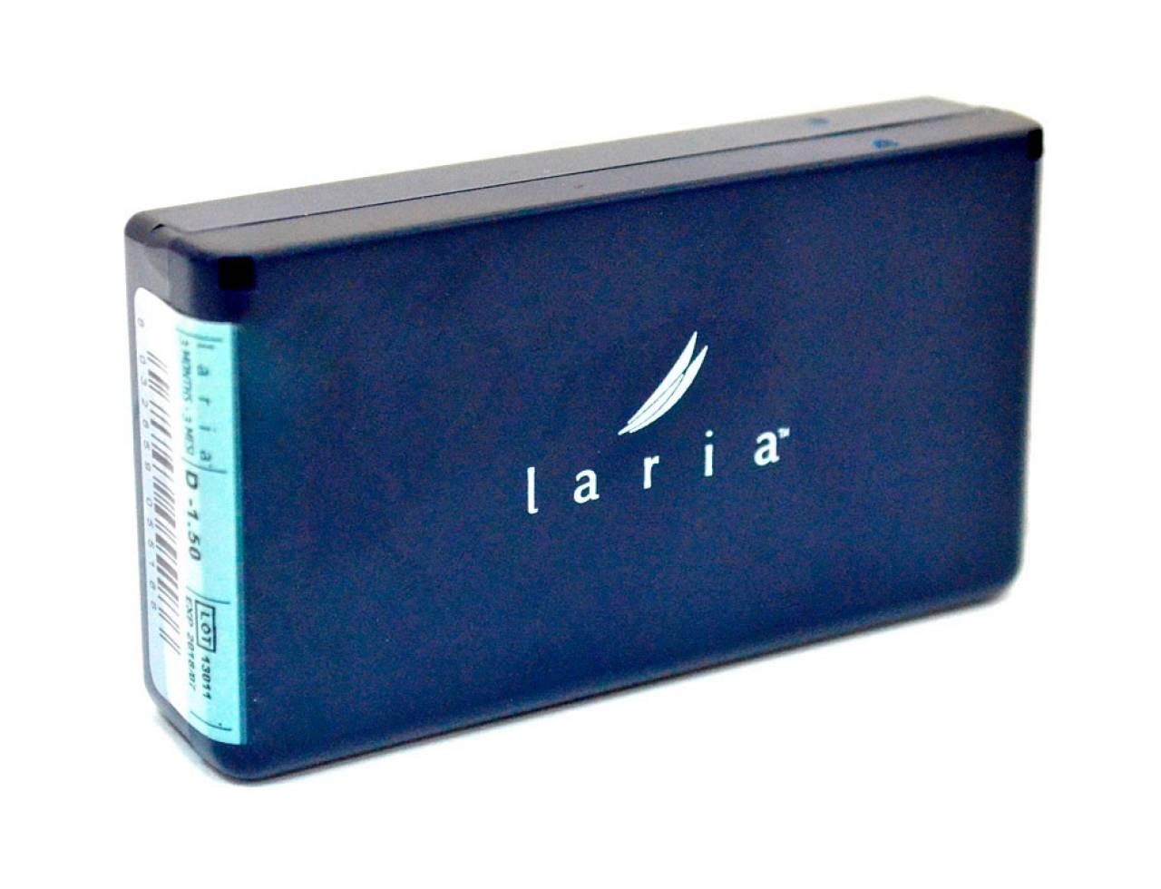Квартальные контактные линзы Eyemed Technologies Laria 3 Months - Фото №7