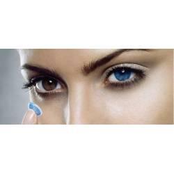 Как подобрать идеальные цветные линзы для карих глаз: варианты совместимости