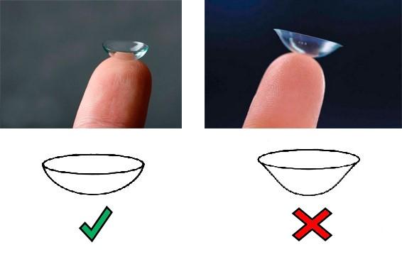 Как надевать и снимать контактные линзы, а также правильный уход за ними - Фото №10
