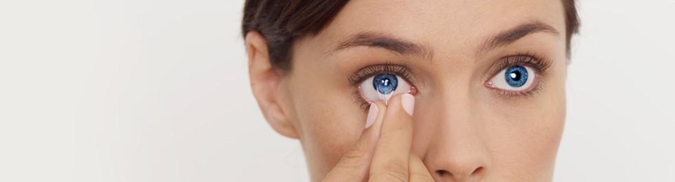 Как надевать и снимать контактные линзы, а также правильный уход за ними - Фото №14