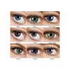 Цветные контактные линзы OkVision Fusion - фото №5