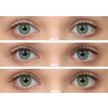 Цветные контактные линзы Cooper Vision Ultra Flex Tint - фото №2