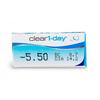 Однодневные контактные линзы ClearLab Clear 1 Day - фото №2