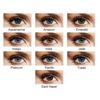 Цветные контактные линзы Bausch+Lomb Soflens Natural Colors - фото №3