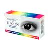 Цветные контактные линзы OkVision Fusion (crazy) - фото №1; ?>