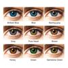Цветные контактные линзы Alcon Air Optix Colors - фото №4