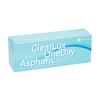 Однодневные контактные линзы Saulfon ClearLux One Day Aspheric - фото №1; ?>