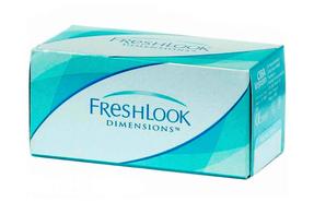 Цветные контактные линзы Alcon FreshLook Dimensions - фото