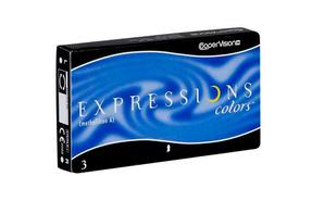 Цветные контактные линзы Cooper Vision Expressions Colors - фото