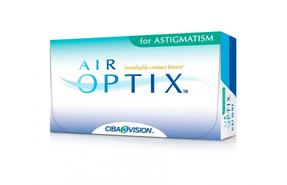 Торические контактные линзы Alcon Air Optix for Astigmatism - фото