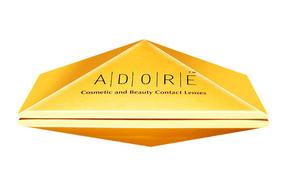 Цветные контактные линзы Eyemed Technologies Adore TRI-TONE - фото