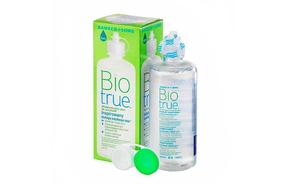 Раствор для контактных линз Bausch+Lomb Biotrue - фото
