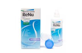 Раствор для контактных линз Bausch+Lomb ReNu MPS - фото