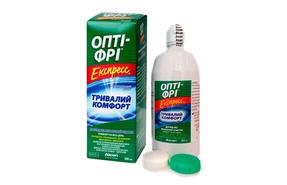 Раствор для контактных линз Alcon Opti-Free Express - фото