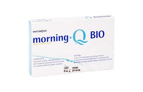 Месячные контактные линзы Interojo Morning Q BIO - фото