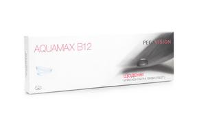 Однодневные контактные линзы Pegavision Aquamax-B12 - фото