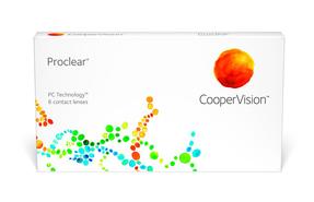 Месячные контактные линзы Cooper Vision Proclear - фото