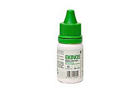 Увлажняющие капли Soleko EKINOS drops - фото