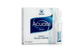 Увлажняющие капли Disop Acuaiss Drops Monodoses - фото
