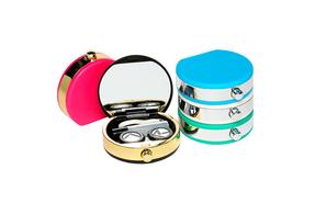 Дорожный набор для контактных линз (код 8065) - фото