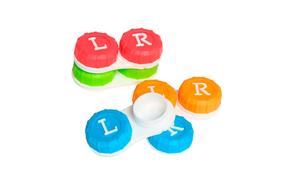 Контейнер для контактных линз (код 828) - фото