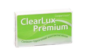 Месячные контактные линзы Cooper Vision ClearLux Premium - фото