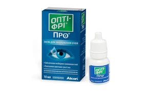 Alcon Opti – Free Pro увлажняющие капли для глаз - фото