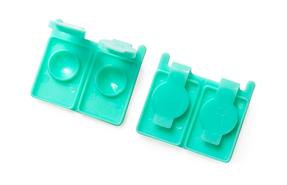 Контейнер для жестких контактных линз (RG-307-K) - фото