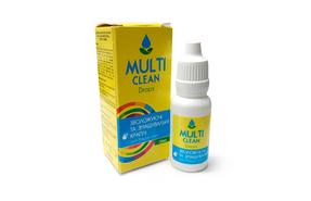 Увлажняющие капли Avizor Multi Clean Drops - фото