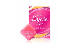 Rohto Lycee — витаминные капли для глаз - фото