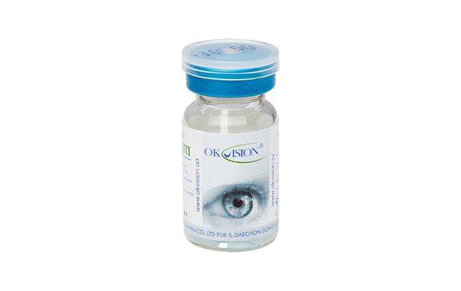 Традиционные контактные линзы OkVision Infiniti (минусовые диоптрии) - фото
