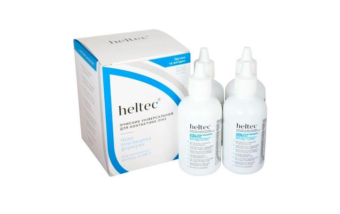 Раствор для контактных линз Heltec  - фото