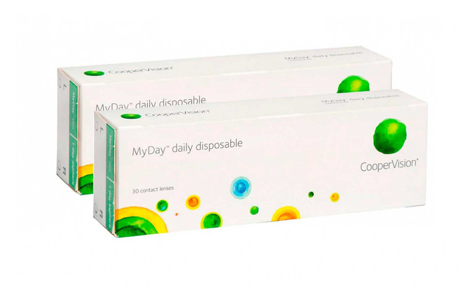 MyDay - 2 упаковки (-3%) - фото